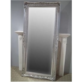 Antique French Style Floorstanding Mirror