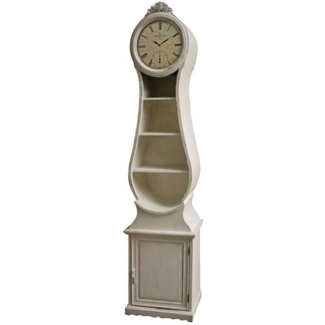 Antique French Style Grandfather Clock