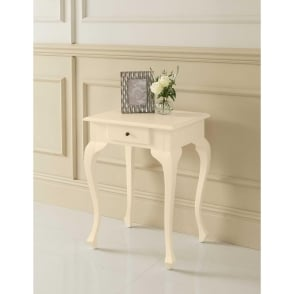 Ivory Antique French Console Table is a marvelous items that is