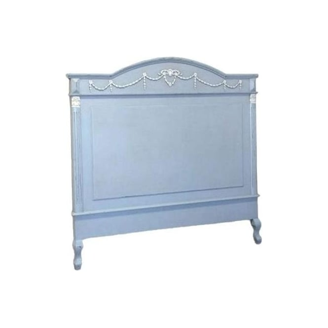 Antique French Style Headboard