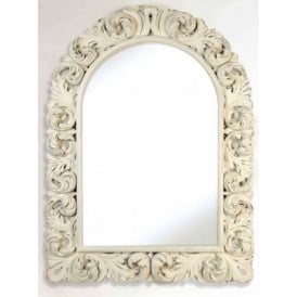 Antique French Style Kingham Mirror