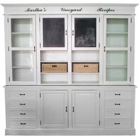 Antique French Style Kitchen Cabinet