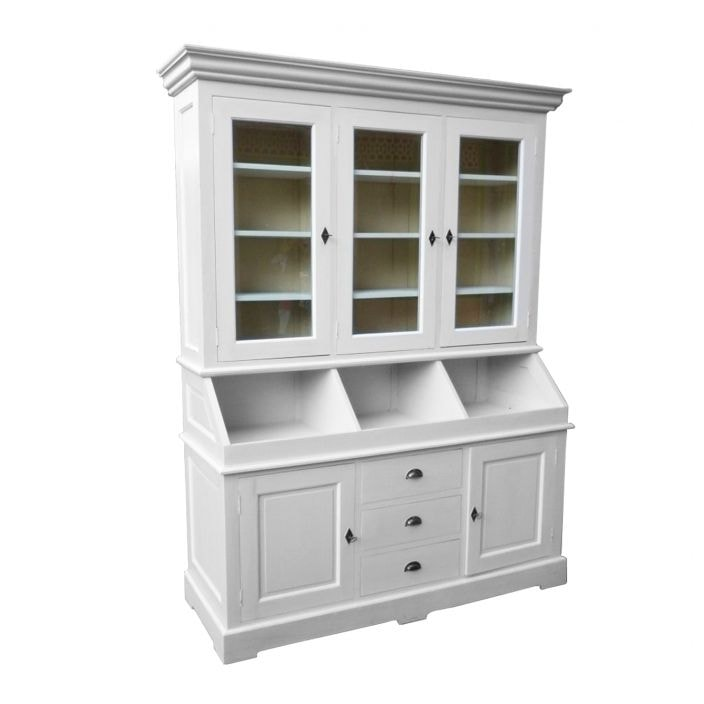 Kitchen Cabinets Vintage Style: Antique French Kitchen Cabinet