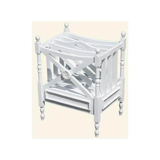 Antique French Style Magazine Rack