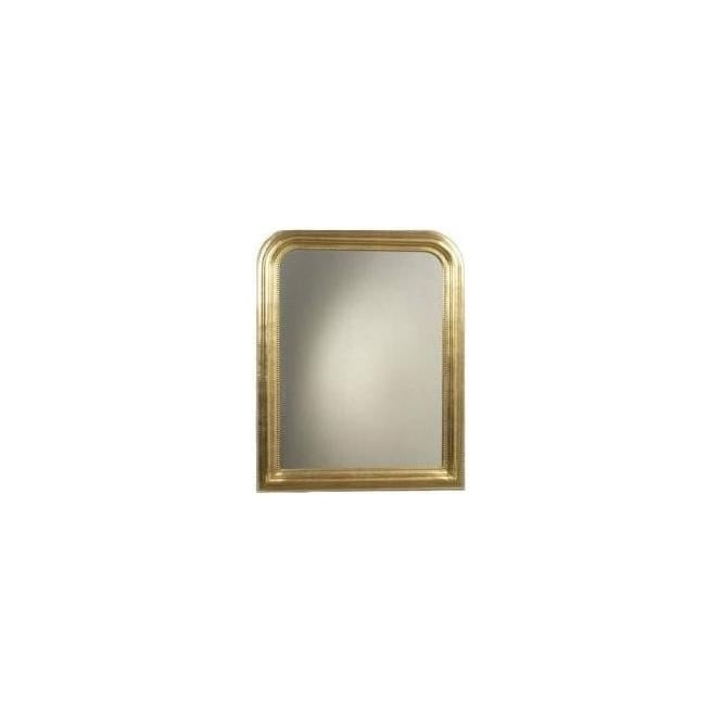 Antique French Style Medium Mirror