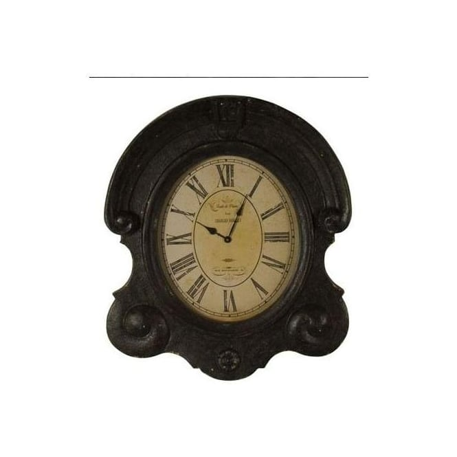 Antique French Style Ornate Clock