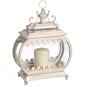 Antique French Style Ornate Lantern