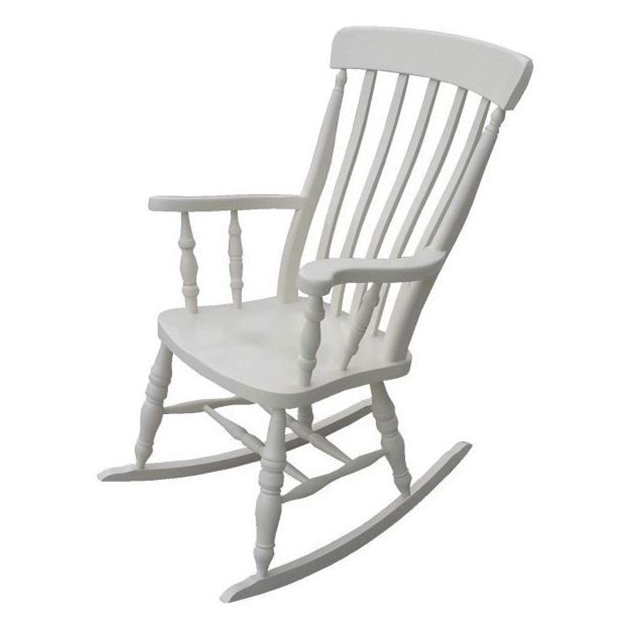 Antique French Style Rocking Chair