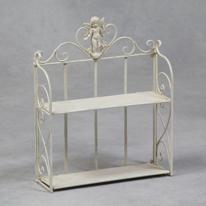 Antique French Style Shelf Unit