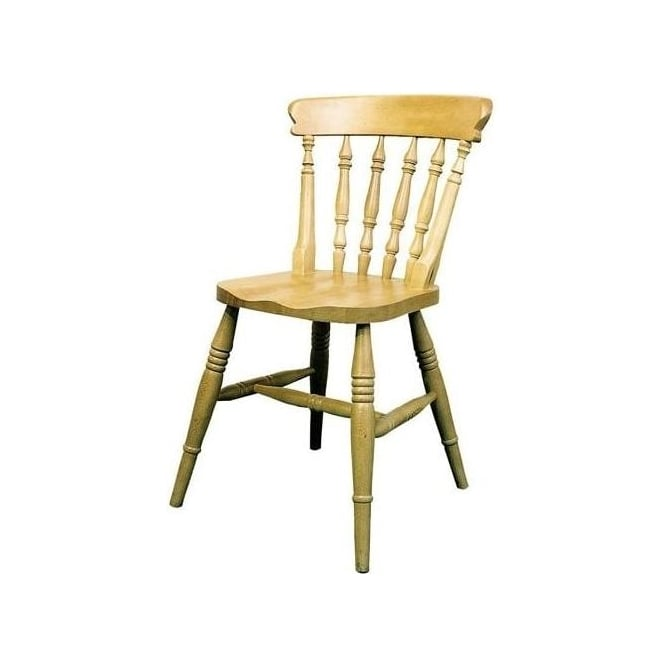 Antique French Style Spindle Back Chair