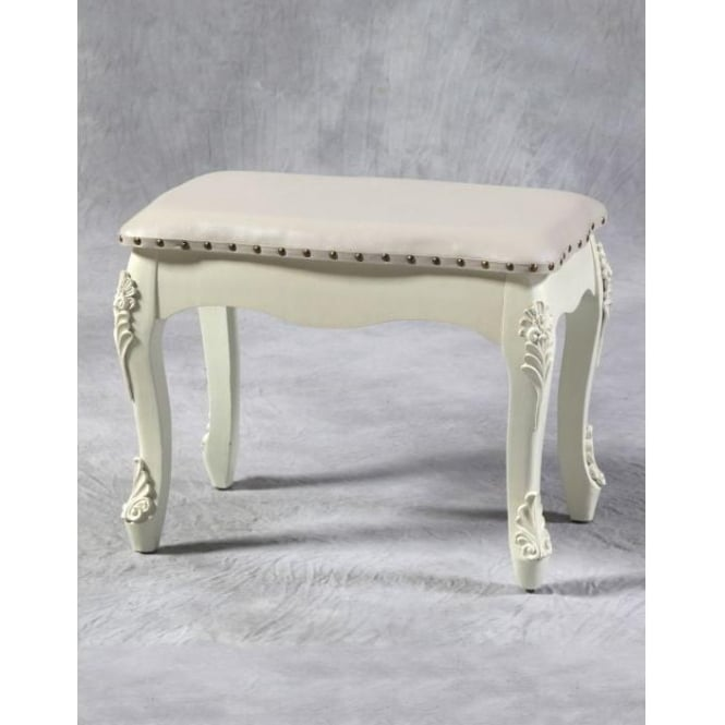 Antique French Style Stool