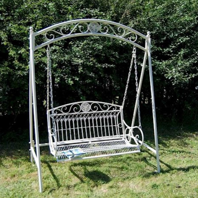 Antique French Style Swing Seat