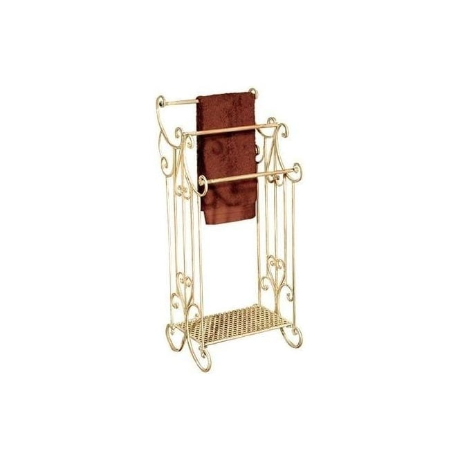 Antique French Style Towel Rack