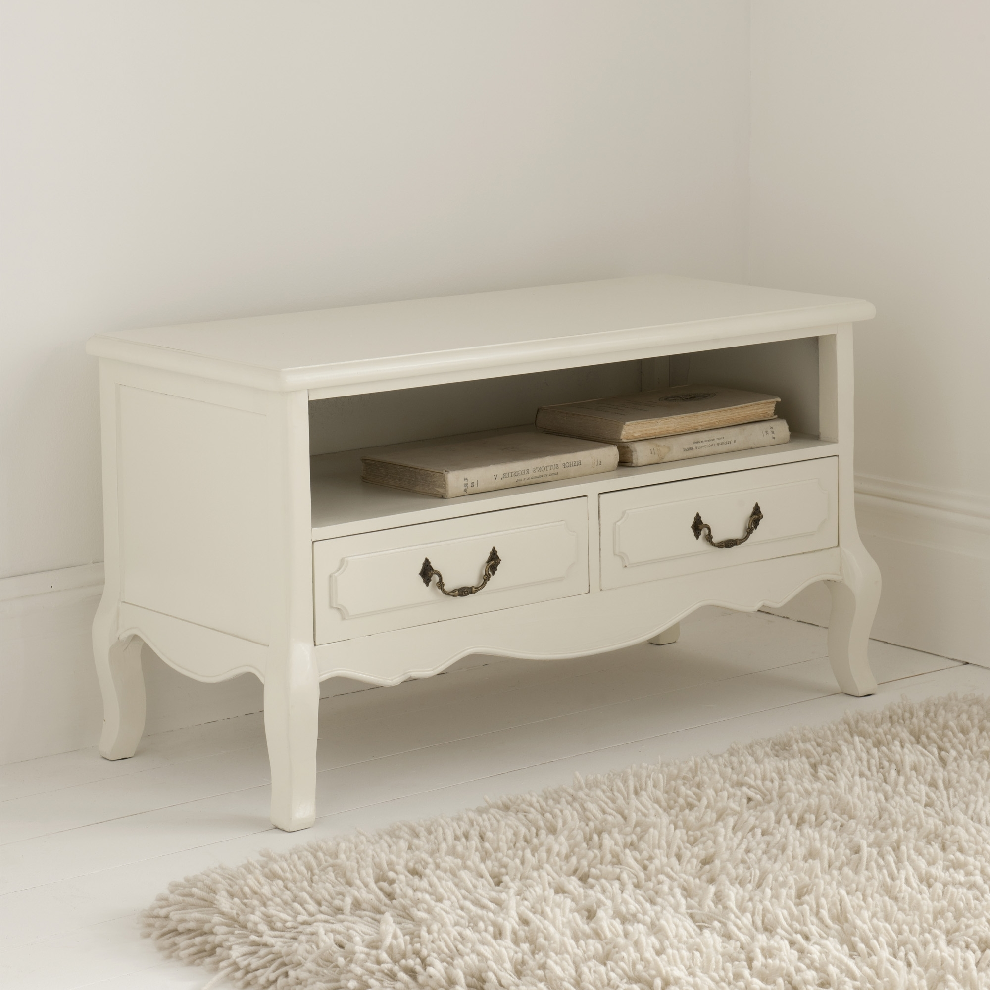 Antique French Tv Stand Antique White Furniture Range