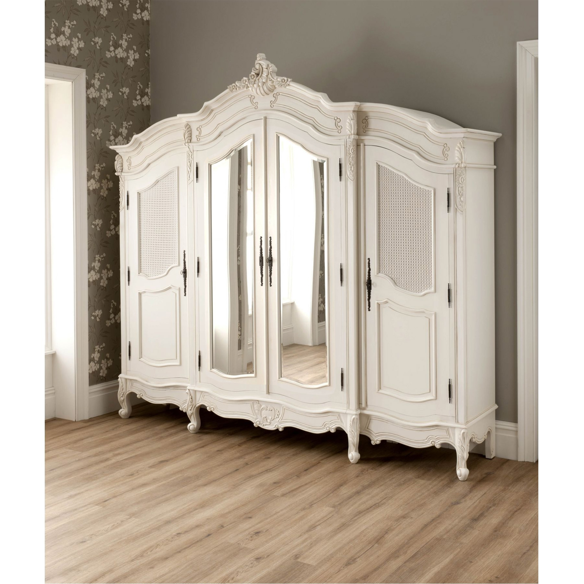 Antique French Wardrobe Is A Fantastic Addition To Our