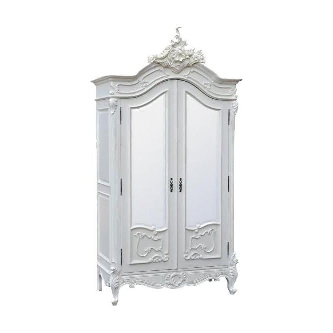 Antique French Style Wardrobe