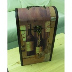 Antique French Style Wine Box