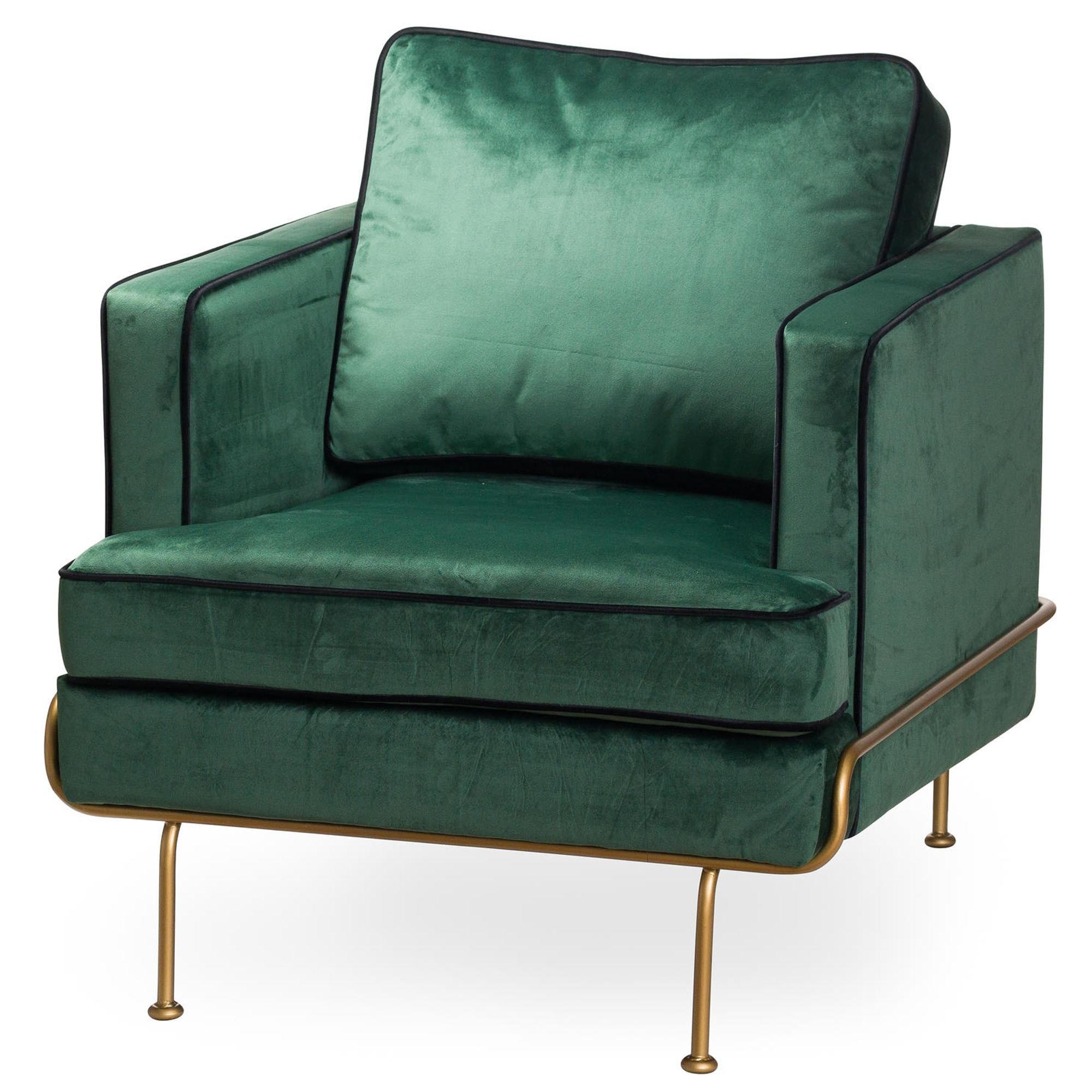 Arden Emerald Green Velvet Arm Chair Velvet Armchair Velvet Chair