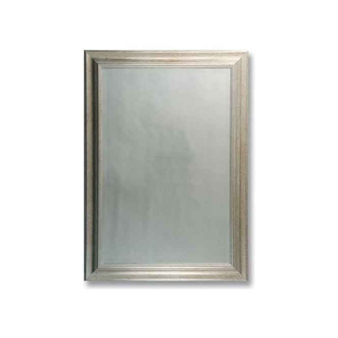 Argenta Antique French Style Silver Mirror