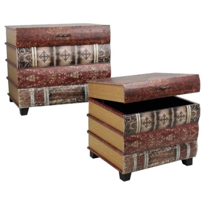 Around The World Vintage Storage Set