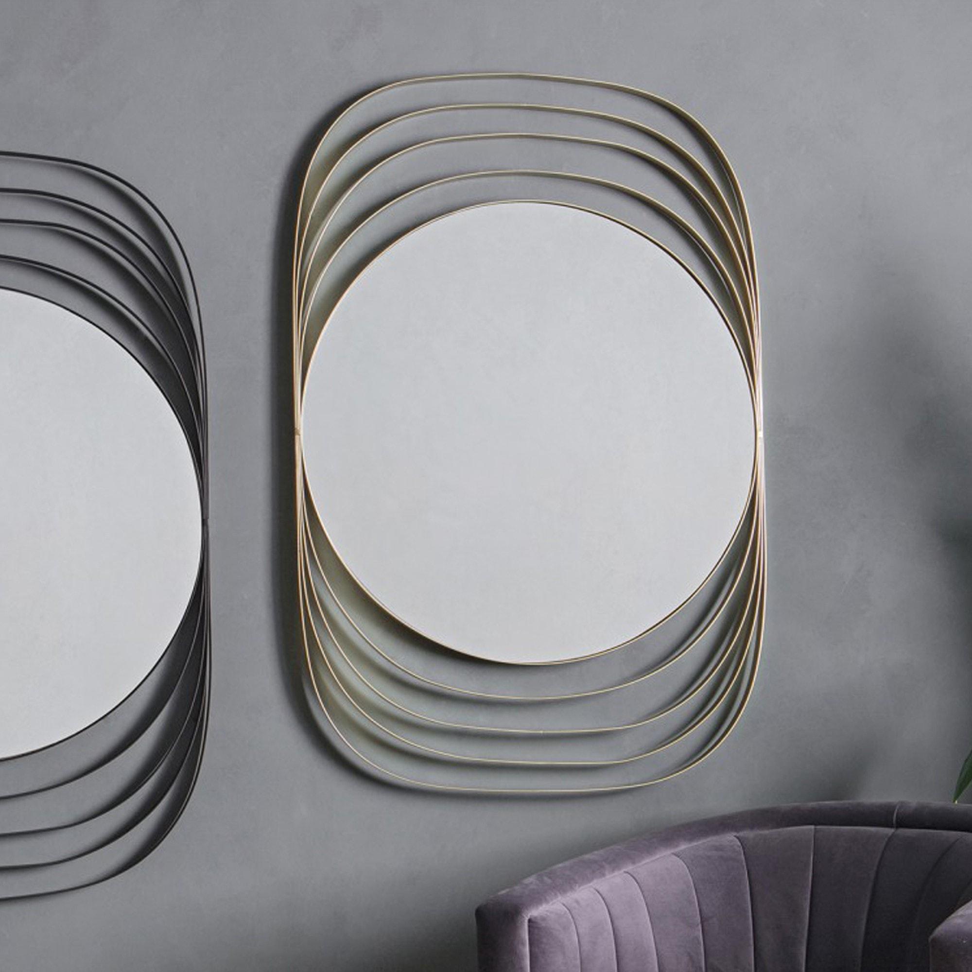 Arturo Mirror French Mirror Decorative Mirror