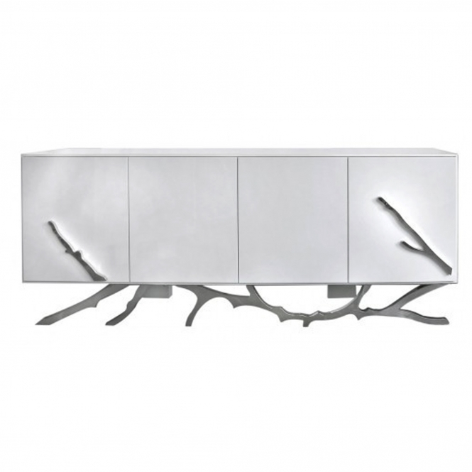 Atlanta White Sideboard
