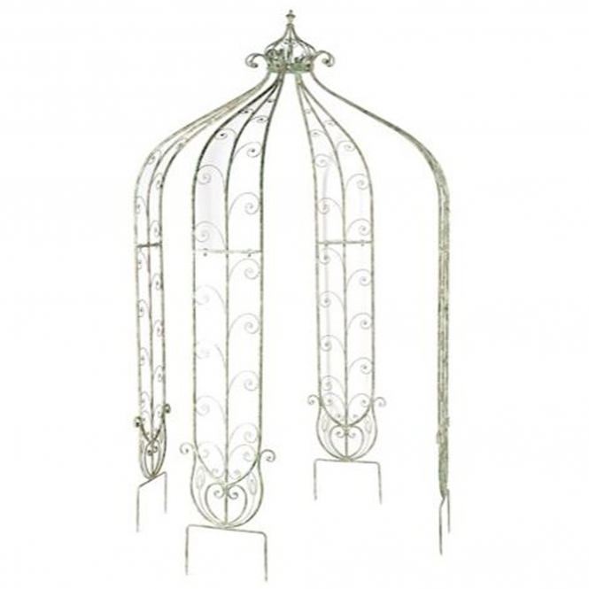 Avalon Antique French Style Gazebo