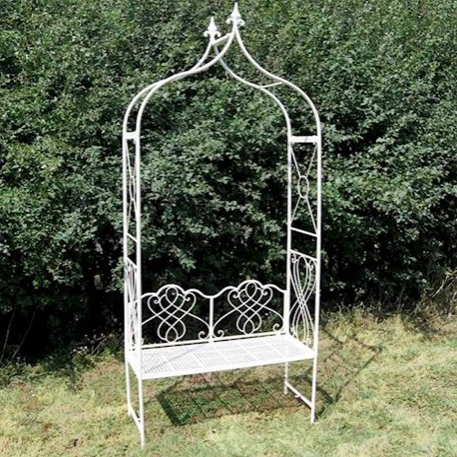 Avalon Antique French Style Outdoor Seat