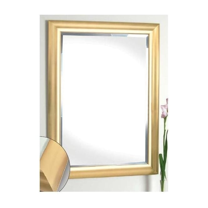 Avon Antique French Style Gold Mirror