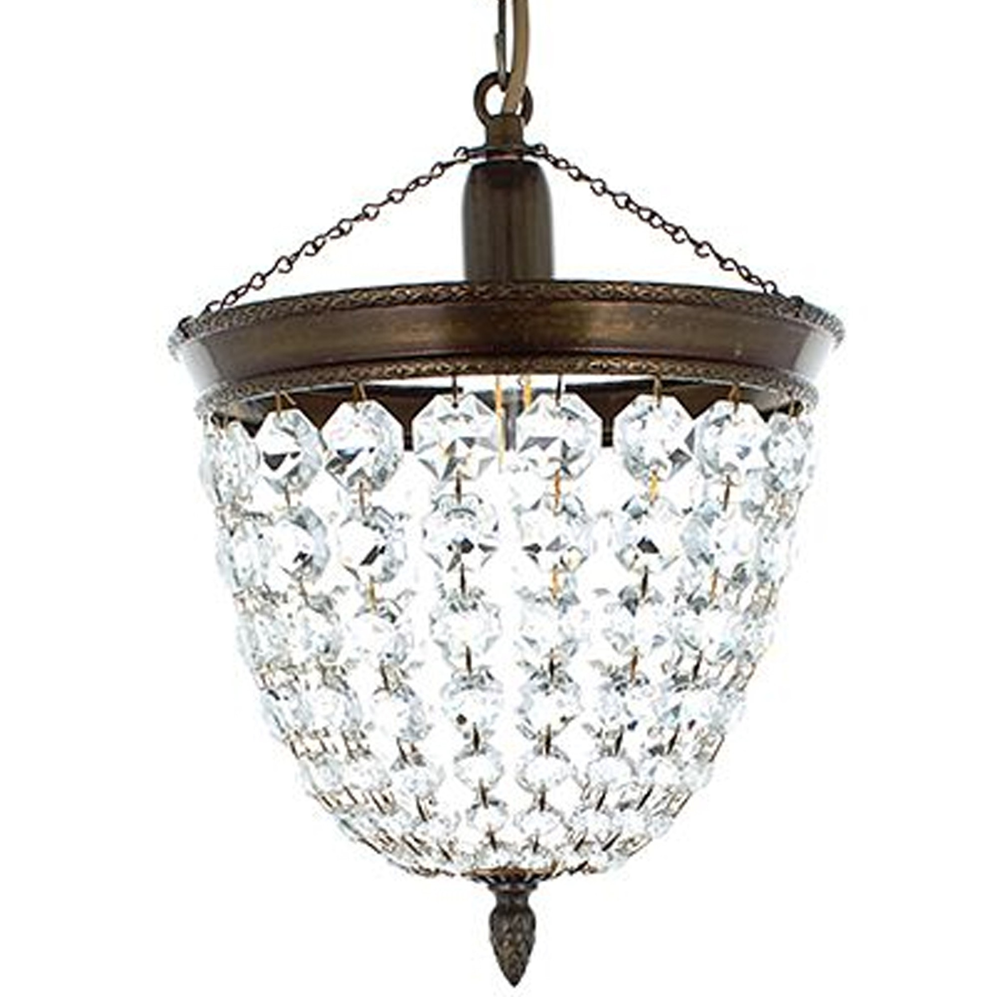 Baguette Crystal Antique Brass Chandelier Modern Chandelier Crystal Chandelier