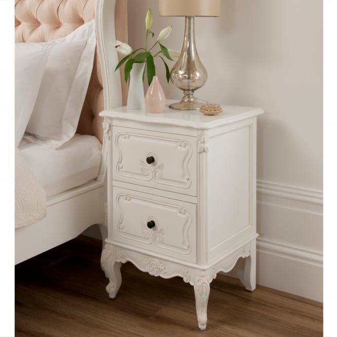 Baroque Antique French Style Bedside