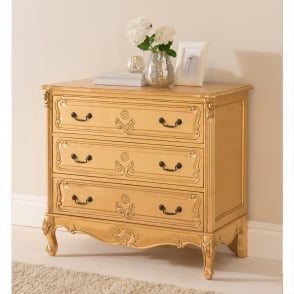 Baroque Antique French Style Chest