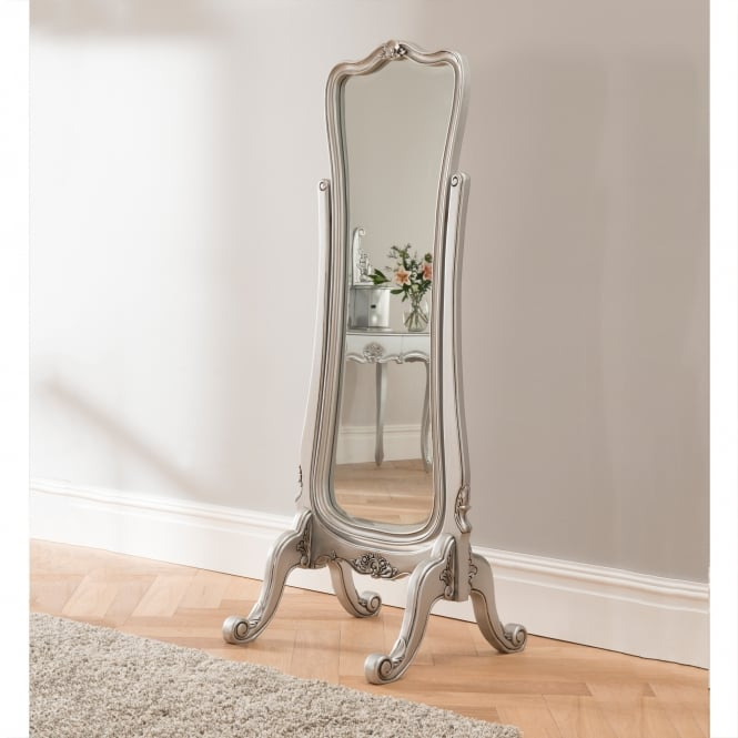 Baroque Antique French Cheval Mirror Is A Must Have For
