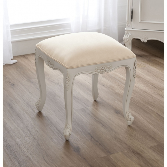 Baroque Antique French Style Stool