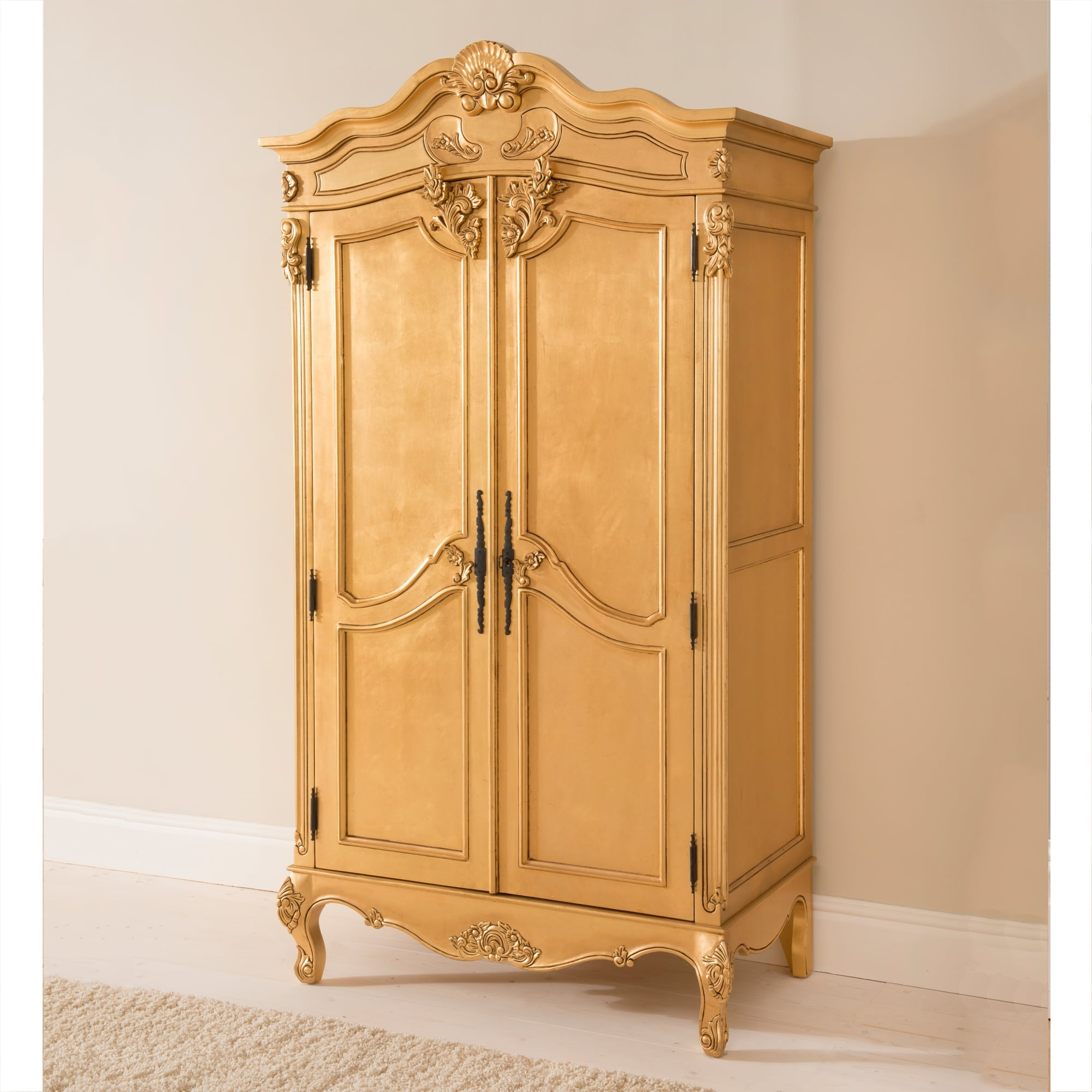 new arrival 05533 3b6f9 Baroque Antique French Style Wardrobe