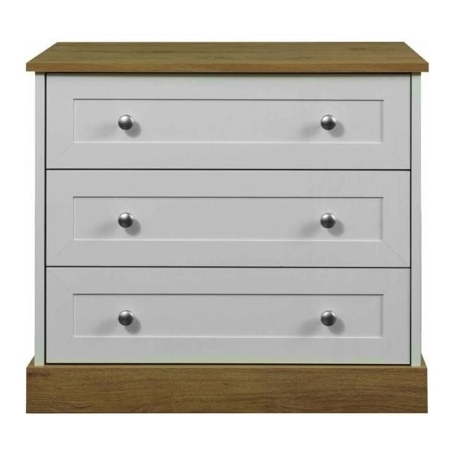Beijing 3 Drawer Chest