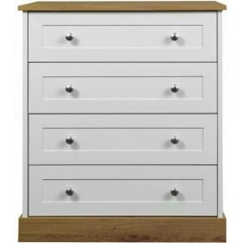 Beijing 4 Drawer Chest