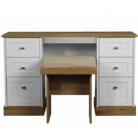 Beijing Double Dressing Table