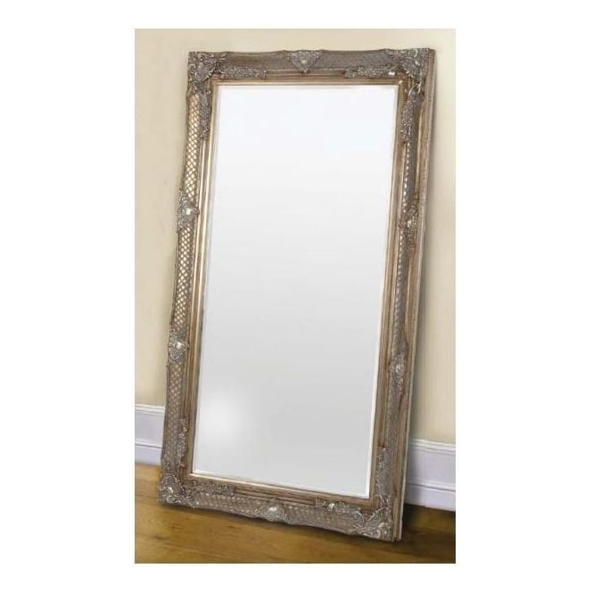 Belgrave Antique French Style Mirror