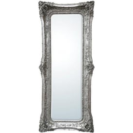 Beveled Antique French Style Mirror