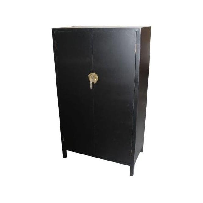 Black Chinese Wardrobe