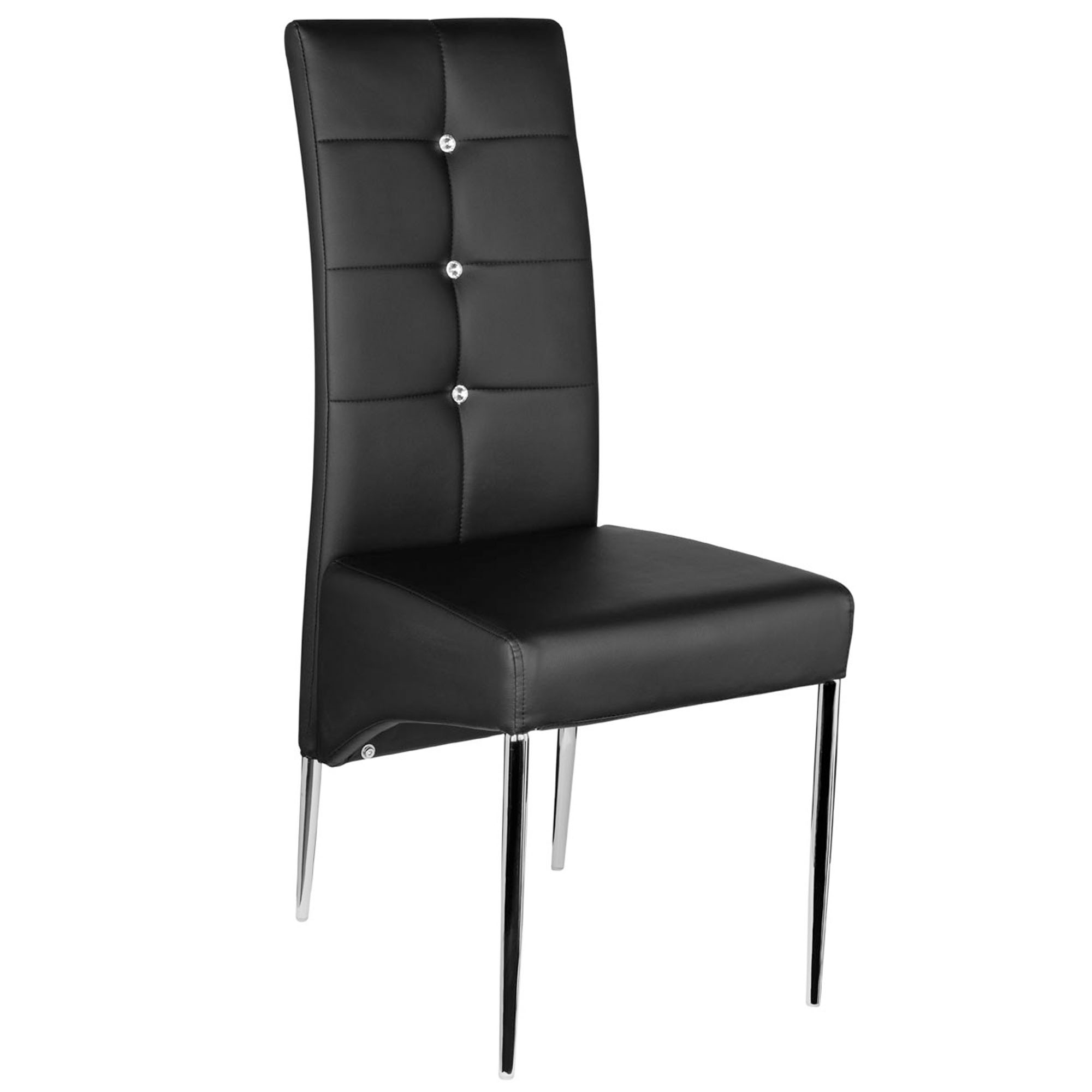 Awesome Black Dining Chair Unemploymentrelief Wooden Chair Designs For Living Room Unemploymentrelieforg