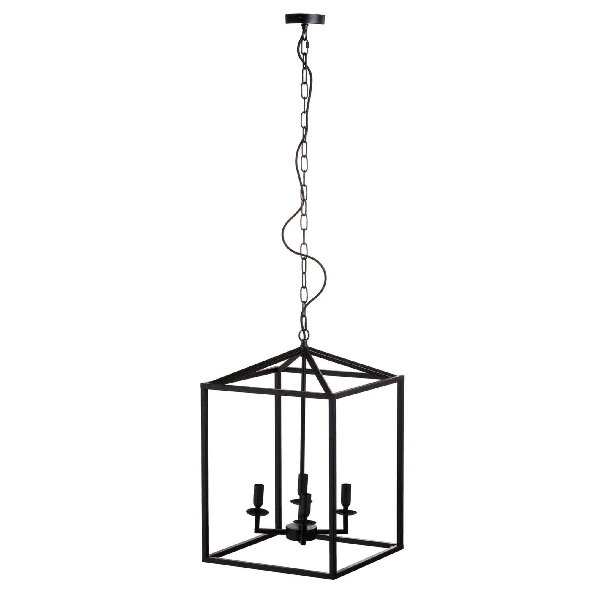 Lantern Hanging Light Contemporary Lighting Pendant Lighting
