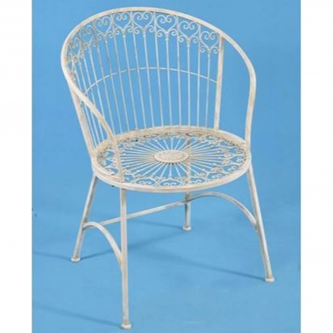 Blais. Antique French Style Outdoor Chair