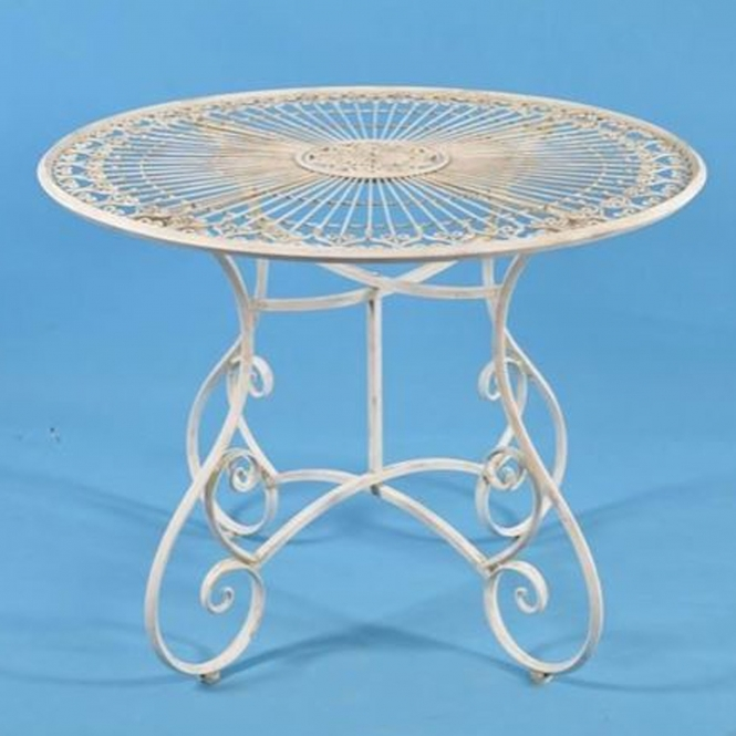 Blais. Antique French Style Outdoor Table
