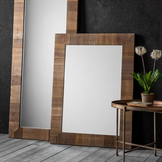 Blake Rectangle Wall Mirror