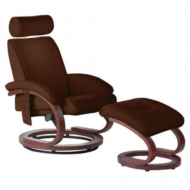 Bliss Massage Chair And Footstool