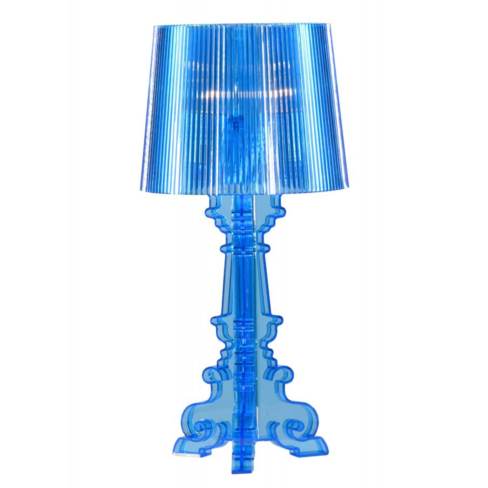 Blue Acrylic Modern Table Lamp Table Lamps