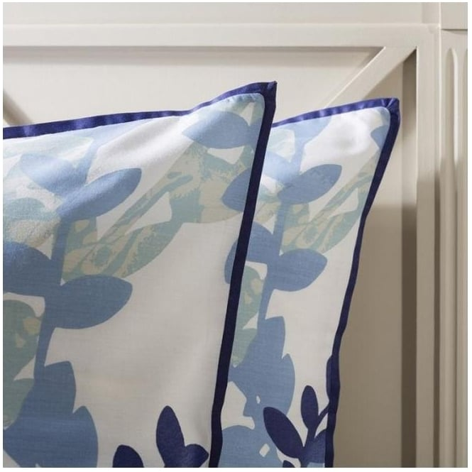 Blue Waverley Housewife Pillowcase (2 Pack)
