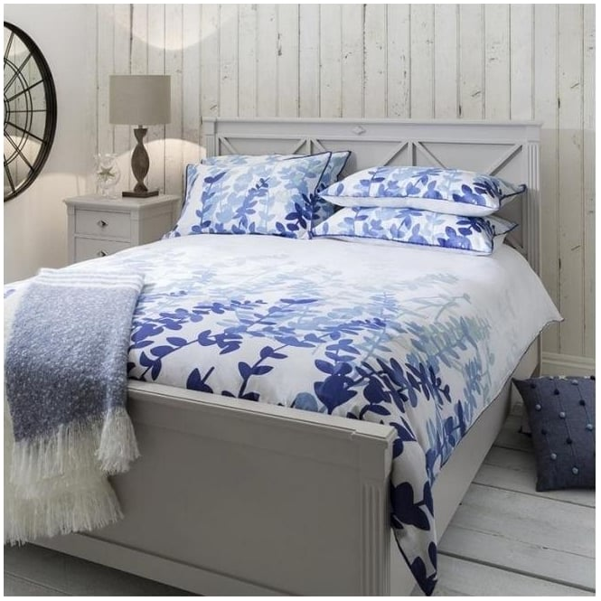Blue Waverley Quilt Cover Set